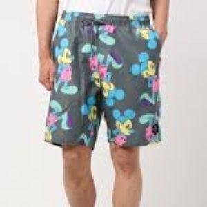🛍NWT Disney Neff MickeyMouse HotTubSwimSurf Short